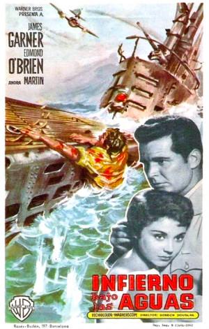 Infierno bajo las aguas (1959)