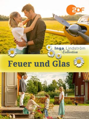 Inga Lindström: Fuego y vidrio
