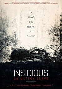 Insidious: La última llave (2017)