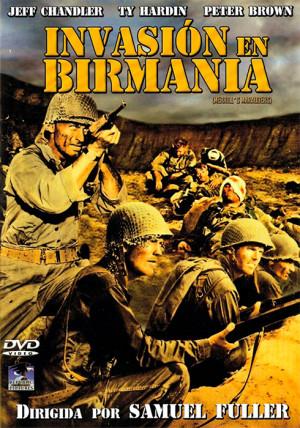 Invasión en Birmania (1962)