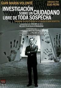 Investigación sobre un ciudadano libre de toda sospecha (1970)