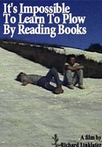 It´s Impossible to Learn to Plow by Reading Books (1988)