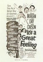 It's a Great Feeling (1949)