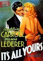 It's All Yours (1937)