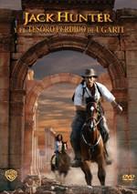 Jack Hunter y el tesoro perdido de Ugarit (2008)
