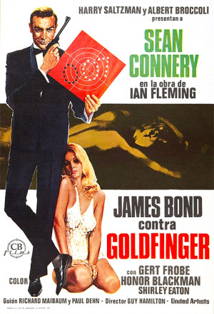 James Bond contra Goldfinger (1964)