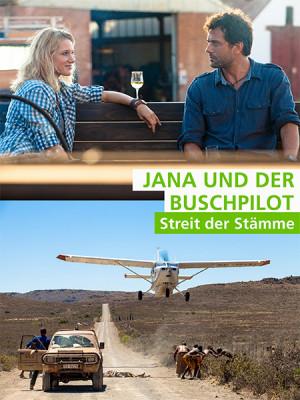 Jana y el piloto: La guerra de las tribus