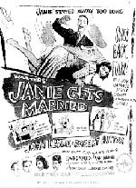 Janie gets married (1946)