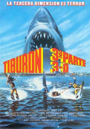 Jaws 3-D: El gran tiburón (1983)