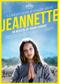 Jeannette, la infancia de Juana de Arco (2017)