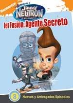 Jet Fusion: Agente secreto (2004)