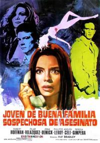 Joven de buena familia sospechosa de asesinato (1972)
