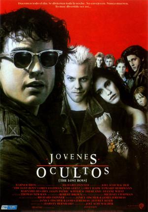 Jóvenes ocultos (1987)