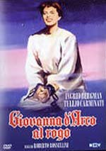 Juana de Arco en la hoguera (1954)