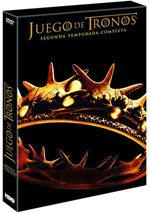 Juego de tronos (2ª temporada) (2012)
