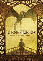 Juego de tronos (5ª temporada) (2015)