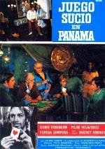 Juego sucio en Panamá (1974)