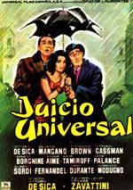 Juicio universal (1961)