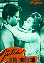 Julia se porta mal (1962)