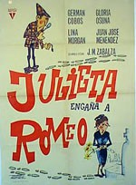 Julieta engaña a Romeo (1964)