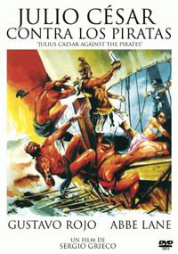 Julio César contra los piratas (1962)