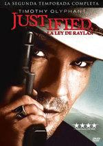 Justified: La ley de Raylan (2ª temporada)