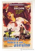 Kansas busca a un asesino (1960)