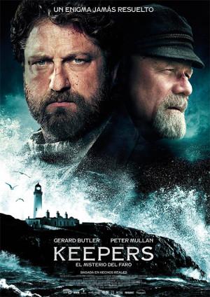 Keepers, el misterio del faro (2018)