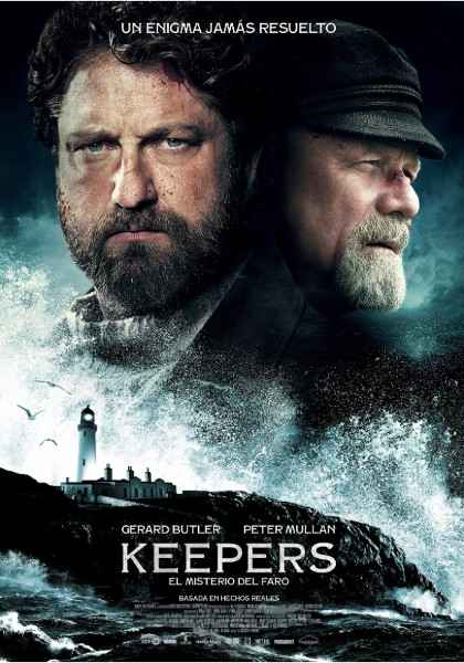 Keepers, el misterio del faro