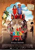 Kika Superbruja: El viaje a Mandolán (2011)