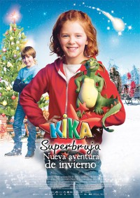 Kika Superbruja, Nueva aventura de invierno (2017)