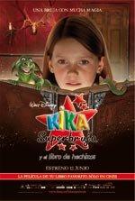 Kika Superbruja y el libro de los hechizos (2009)