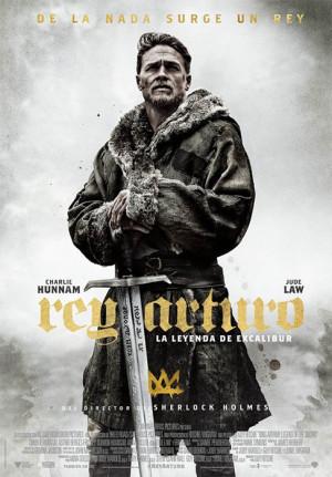 Rey Arturo: la leyenda de Excalibur