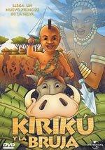 Kirikú y la bruja (1998)