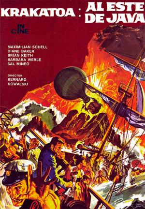 Krakatoa: Al este de Java (1969)
