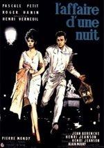 L' Affaire d'une nuit (1960)