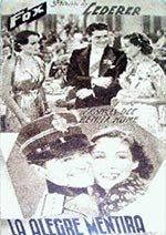 La alegre mentira (1935)