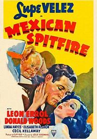 La ardiente mexicana (1940)