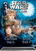 La aventura de los ewoks (Caravana de valor)