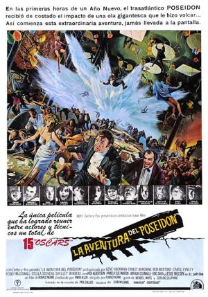 La aventura del Poseidón (1972)
