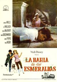 La bahía de las esmeraldas