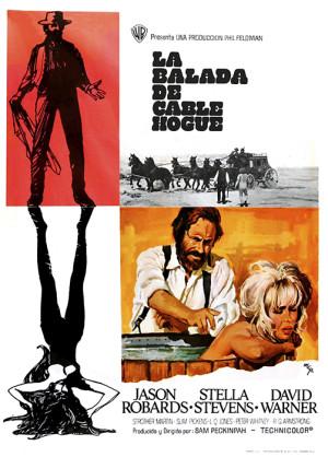La balada de Cable Hogue (1970)