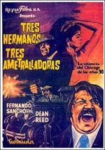La banda de los tres crisantemos (1969)