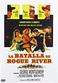 La batalla de Rogue River (1954)