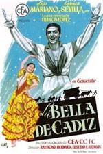 La bella de Cádiz