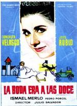 La boda era a las doce (1962)