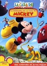 La búsqueda de la casa de Mickey (2006)