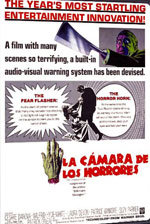 La cámara de los horrores