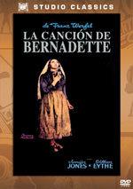 La canción de Bernadette