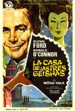 La casa de las tres geishas (1961)